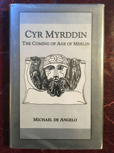Image for Cyr Myrddin The Coming Age of Merlin First Printing In Limited Fine Edition of 900 Volumes