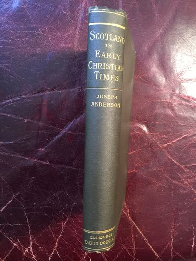 Image for Scotland In Early Christian Time The Rhind Lectures In Archaeology -1879