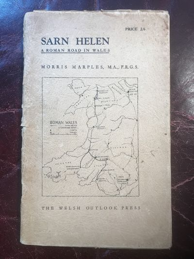Image for Sarn Helen A Roman Road In Wales
