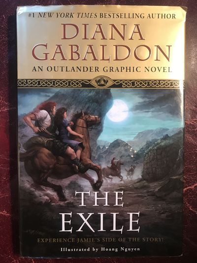Image for THE EXILE: AN OUTLANDER GRAPHIC NOVEL Signed and Inscribed