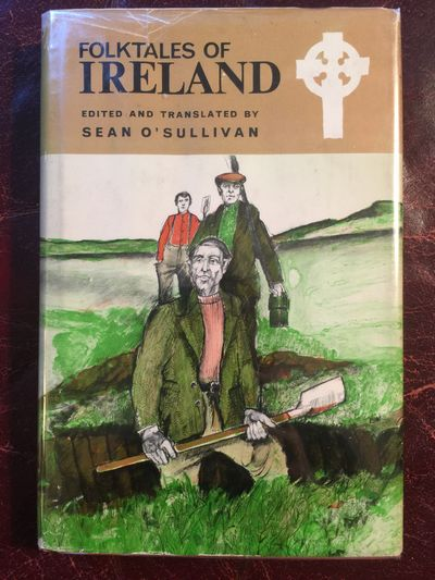 Image for Folktales of Ireland