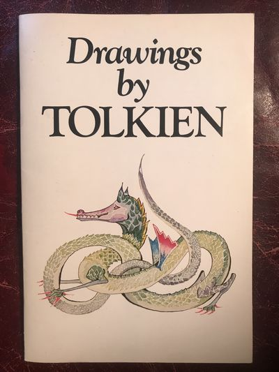 Image for Catalogue of an Exhibition of Drawings by J.R.R. Tolkien at the Ashmolean Museum Oxford