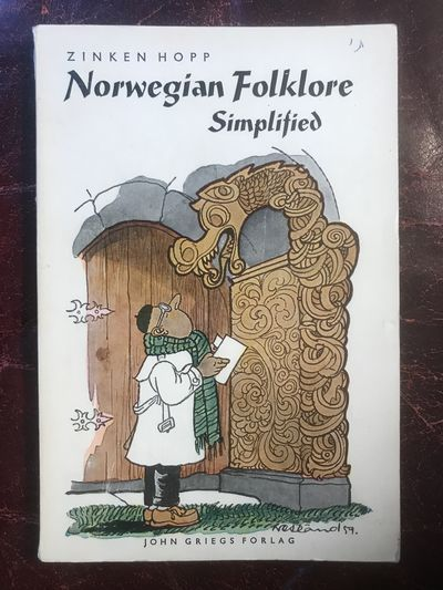 Image for Norwegian Folklore Simplified