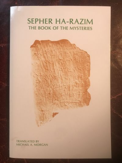 Image for Sepher Ha-Razim The Book of Mysteries (Texts and Translations, No. 25.)