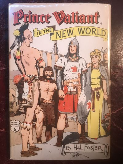 Image for Prince Valiant in the New World (His Prince Valiant, book 6)