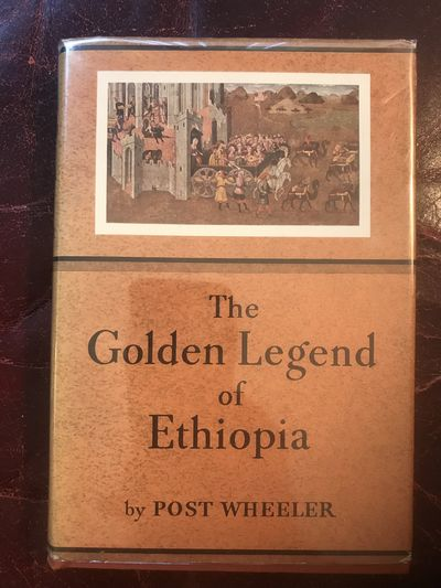 Image for The Golden Legend of Ethiopia
