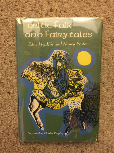 Image for Celtic Folk and Fairy Tales  Hardcover