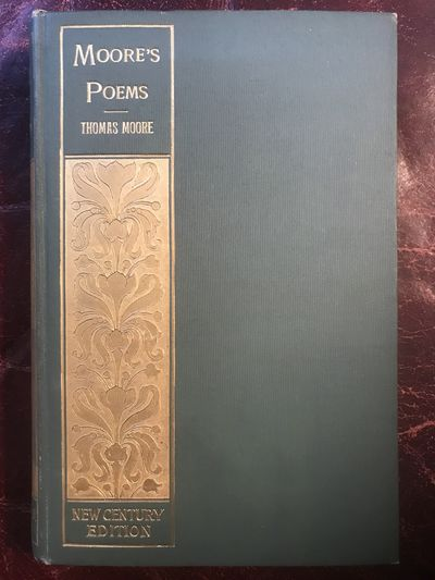 Image for Moore's Poems With Notes Hardcover