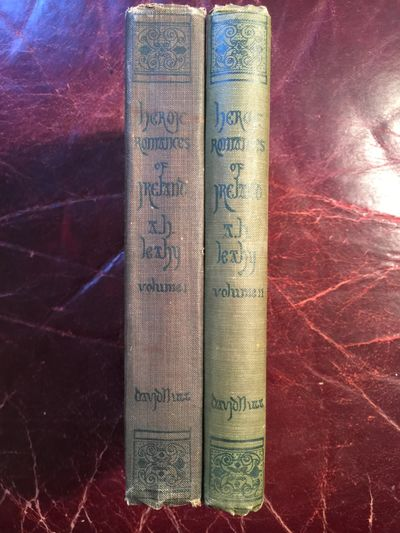 Image for Heroic Romances Of Ireland  Two Volume Hardcover Set