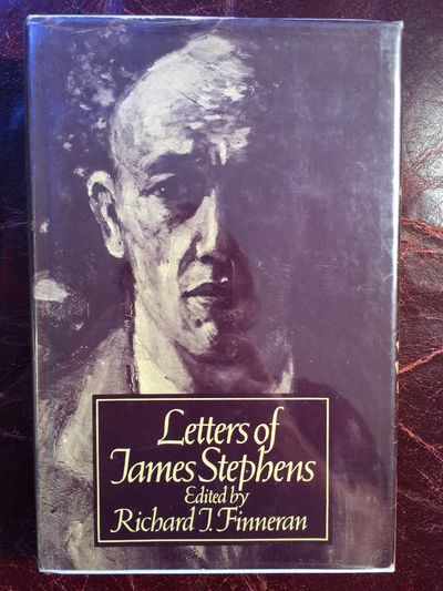 Image for Letters Of James Stephens  First Edition Hardcover