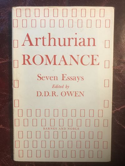 Image for Arthurian Romance Seven Essays Hardcover