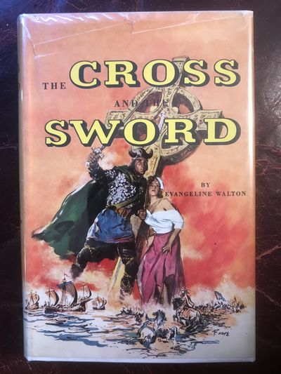 Image for The Cross and the Sword  First Edition Hardcover