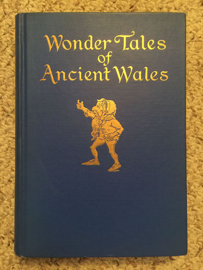 Image for Wonder Tales Of Ancient Wales Original Hardcover