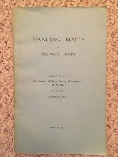 Image for Hanging Bowls  By Francoise Henry  The Journal Of The Royal Society of Antiquaries Volume LXVI December 1936
