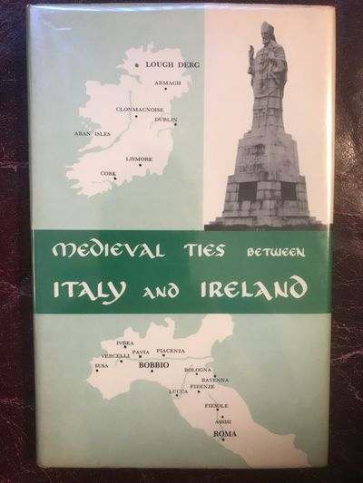 Image for Medieval Ties Between Italy and Ireland Hardcover