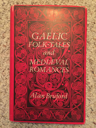 Image for Gaelic Folk-Tales and Mediaeval Romances