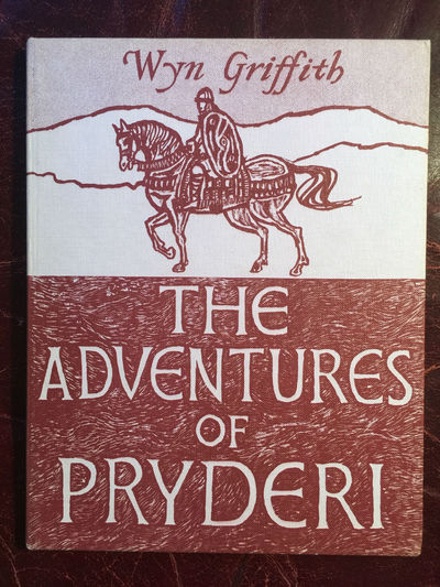 Image for The Adventures Of Pryderi Taken From The Mabinogion Hardcover