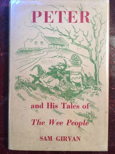 Image for Peter and His Tales of The Wee People