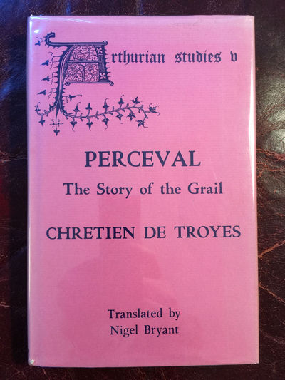 Image for Perceval The Story of the Grail  Chretien de Troyes  Hardcover