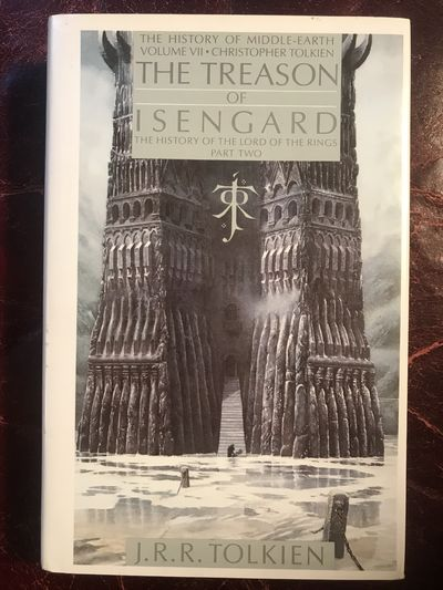 Image for The Treason Of Isengard  The History Of The Lord Of The Rings Part Two  Hardcover