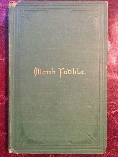 Image for Discovery Of The Tomb Of Ollamh Fodhla Ireland's Famous Monarch And Law-Maker Upwards Of Three Thousand Years Ago Original 1873 Hardcover