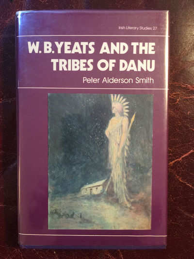 Image for W.B. Yeats And The Tribes Of Danu Hardcover